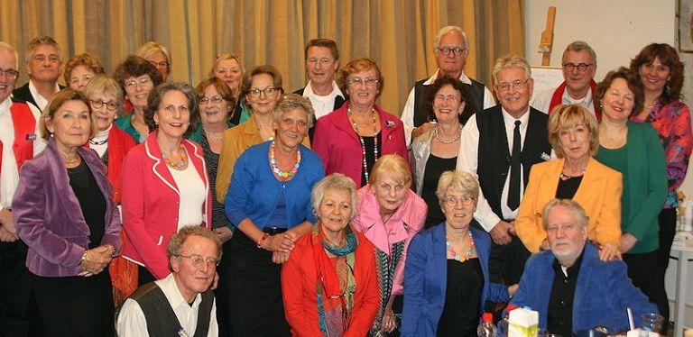 Haags Smartlappen- en Meezingkoor De Smarties Smarties Den Haag